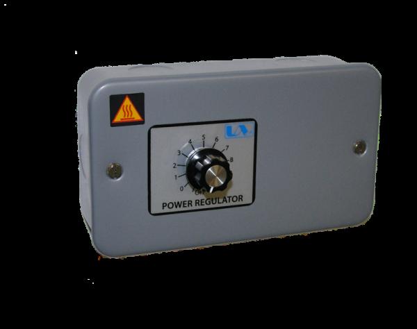 Heatlight Dimmer - HLVR-2 - Geeignet für Infrarot Heizstrahler bis 3KW Heatlight Infrarot HLVR2
