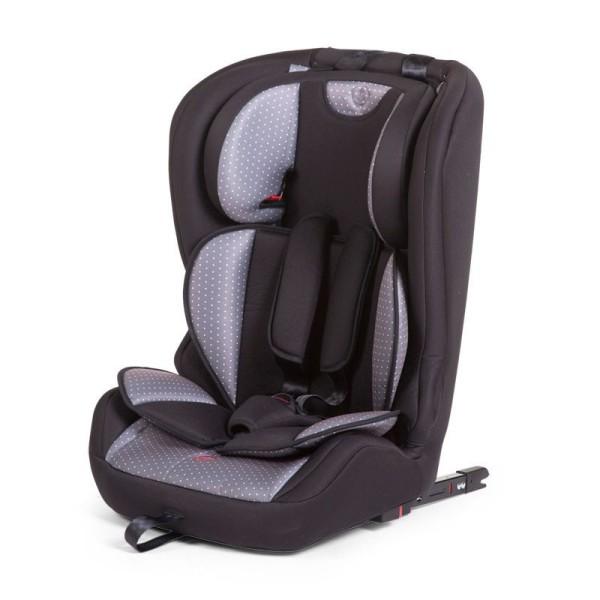 Childwheels Autositz Gruppe 1/2/3 Isofix grau Childhome  Autositz