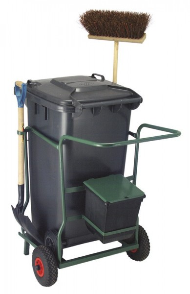 Robust Cleaning Cart 1x 240 L, with accessories VB 950000