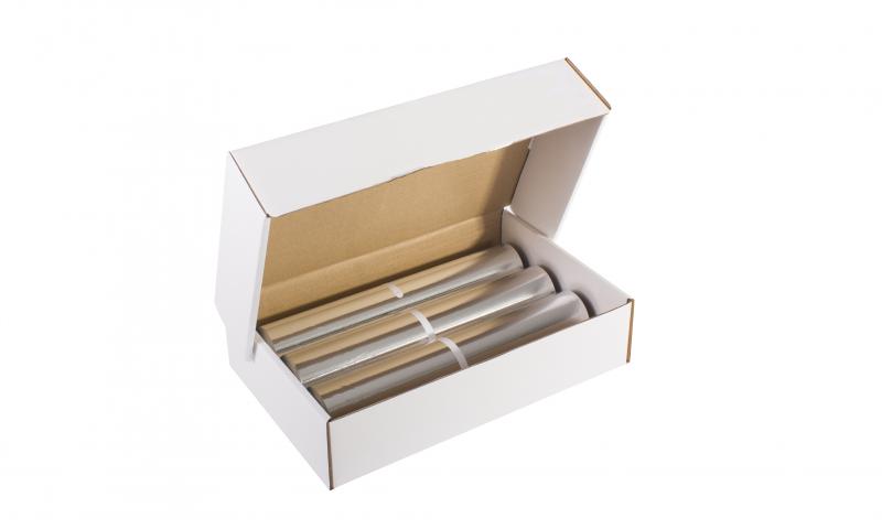 Haushalts Alufolie Küche - Karton mit 3 Rollen - 200m lfm...