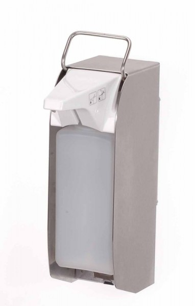 Ophardt ingo-man¨ plus 1417071 Touchless soap and disinfectant dispenser stainless steel Ophardt Hygiene