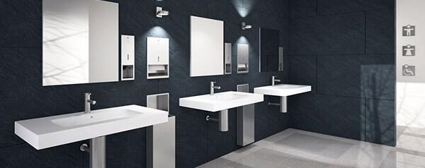 Wagner EWAR barrierefreie Waschräume