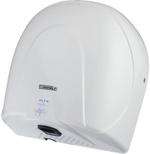 Casselin robuster HŠndetrockner 900W - kalte und warme Luft - in wei§ oder silber Casselin CSM2B,CSM2G