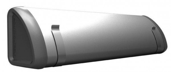 Specialist flykillers - Nectarª with powerful 15 watt in modern Stainless steel for the bar area Insect-o-cutor ZL055
