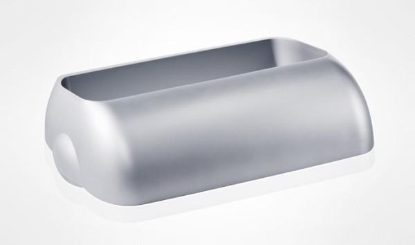 Marplast Deckel Einwurf-Öffnung Kunststoff für Abfalleimer MP742 Weiß oder Satin Marplast S.p.A. MP744,MP744