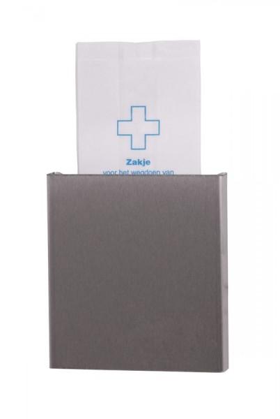 Dutch-Bins Sanitary bag dispenser for paper bags Dutch-bins 13061,1306
