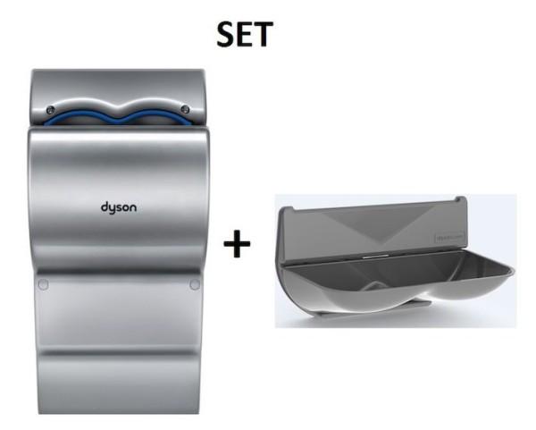 SET Dyson Airblade dB Händetrockner AB14 + Driplate™ Wassersammler Dyson AB14,300677-01