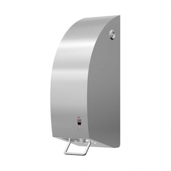 Dan Dryer manual dispenser 1,2L available in 3 different types Dan Dryer A/S 296,297,298