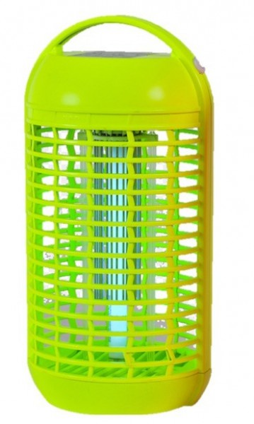 Moel insectkiller fluo 300 available in neon red and neon green with 230V ~ 50Hz MO-EL 300FR,300FG