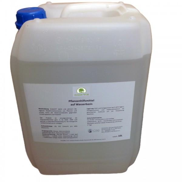 PGF Green V02 - plant strengthener / 10 L concentrate Ecobug P1012