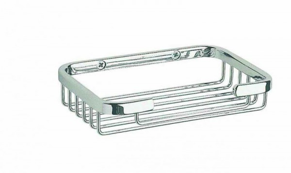 Rossignol Sanea soap dish made of chrome steel for wall mounting Rossignol 51615