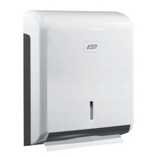 CleanLine Zig-Zag Papierhandtuchspender aus Kunststoff - 450 - 600 Stk CleanLine 899604