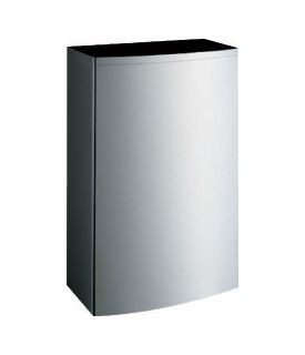 B-277 Contura-Series surface mounted waste receptacle stainless steel 43,8 L Bobrick B-277