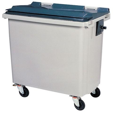 Korok garbage can made of virgin high-density polyethylene plastic from Rossignol Rossignol 56640,56650,56660