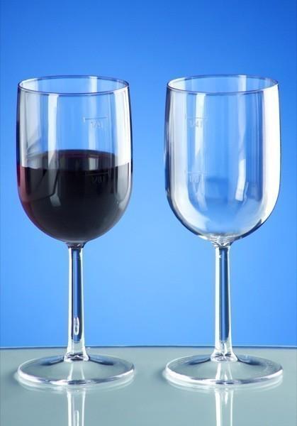 Weinglas 18l - 14l SAN - Kunststoff