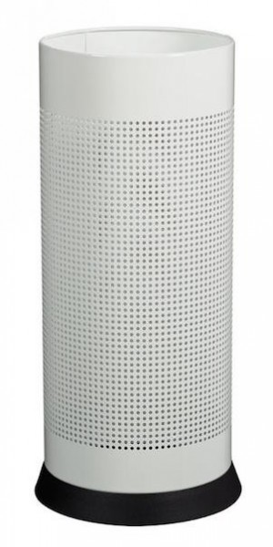 Rossignol Kipso umbrella stand 28 liter with perforated body made of steel Rossignol 59101,59102,59103,59100,59104,59105,59106,59107,59108,59109,59110