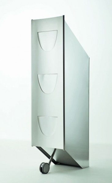 Graepel High Tech Slurp Dustbin with three separated compartments Graepel Hightech K00035260