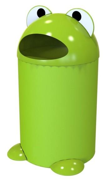 Buddy Abfalleimer Frosch 75 Liter VB 061914
