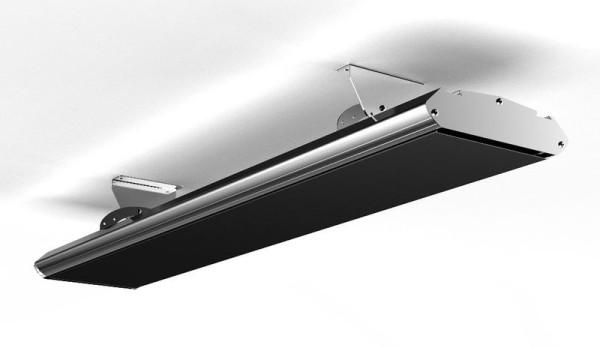 MO-EL Hot Top Dimmer moderner Dunkelstrahler mit Fernbedienung 9818D 1800W zur Wand oder Deckenmontage
