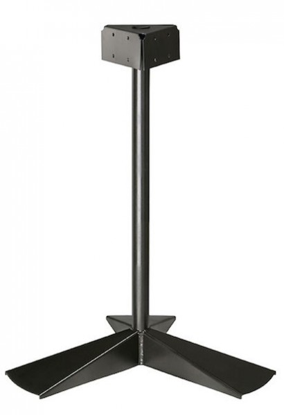 Rossignol Tristar free standing 3-bag post made of anti-UV powder coated steel Rossignol 58819