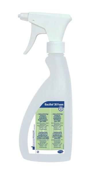 Bacillol® 30 Foam Oberflächen-Desinfektionsmittel mit Sprühkopf Paul Hartmann Ges.m.b.H.  750 ml