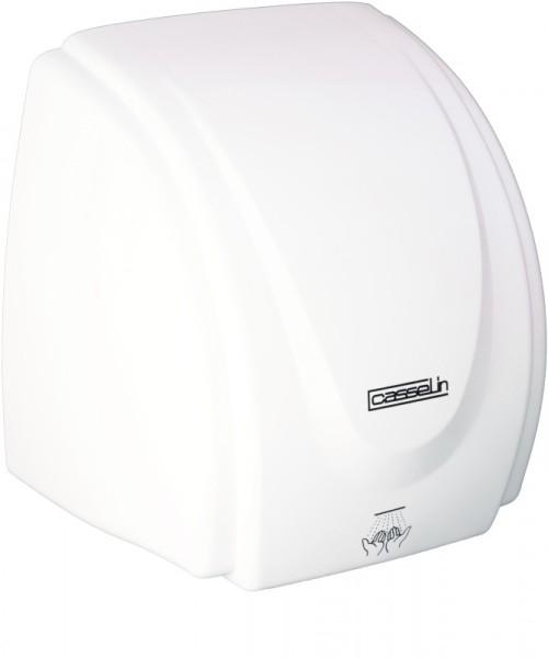 Casselin Händetrockner Weiß 2100 Watt - aus robustem ABS - mit Infrarotsensor Casselin CSM1