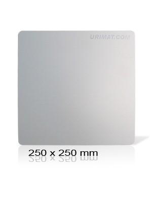 URIMAT Aluminium-Abdeckplatte 250 x 250 mm Urimat 49003