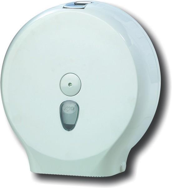 Marplast Jumbo toilet paper dispenser in white for wall mount made of plastic Marplast S.p.A. 588