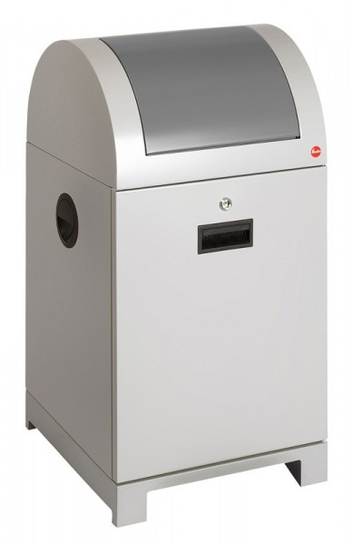ProfiLine recycling pushbin with liner 40 litres, Hailo Hailo VB 094186