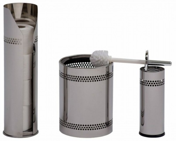 G-Line Pro Scopinox Ersatzrollenhalter fŸr Toilettenpapier aus poliertem Edelstahl 1.4016 G-line Pro K00042030