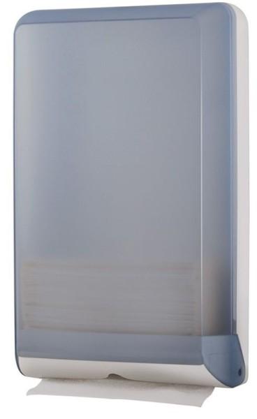 Marplast Papierhandtuchspender aus Kunststoff zur Wandmontage Transparent od Glas Marplast S.p.A. MP786,MP786