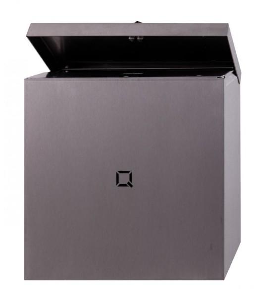 Qbic-line Hygieneabfallbehälter aus Edelstahl 9L Qbic-line 6670