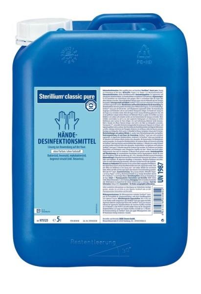 Sterillium® classic pure 5 Liter Paul Hartmann Ges.m.b.H.  5 L
