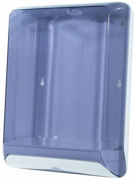Marplast Paper towel dispenser MP 831 made of plastic for wall mounting in transparent Marplast S.p.A. 831