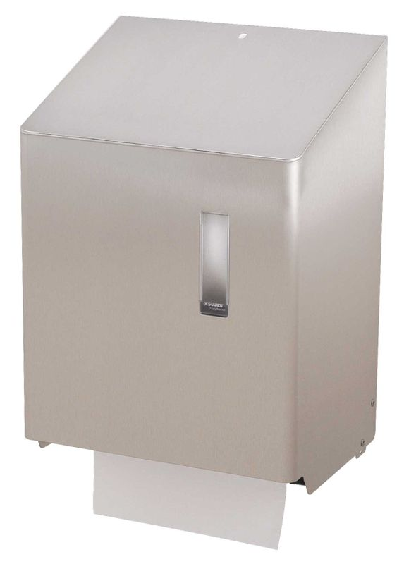 Stainless Steel Wall Mount Napkin Unit Touchless Sanitary Product Disposal Bin
