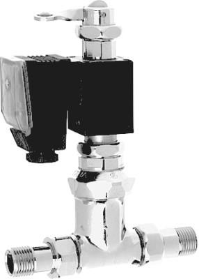 Magnet-Selbstschlussventil DN 15 für elektronisch ...