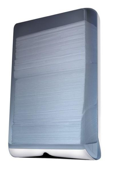 Marplast MP 788 plastic towel dispenser in white / transparent wall mounting Marplast S.p.A. 788