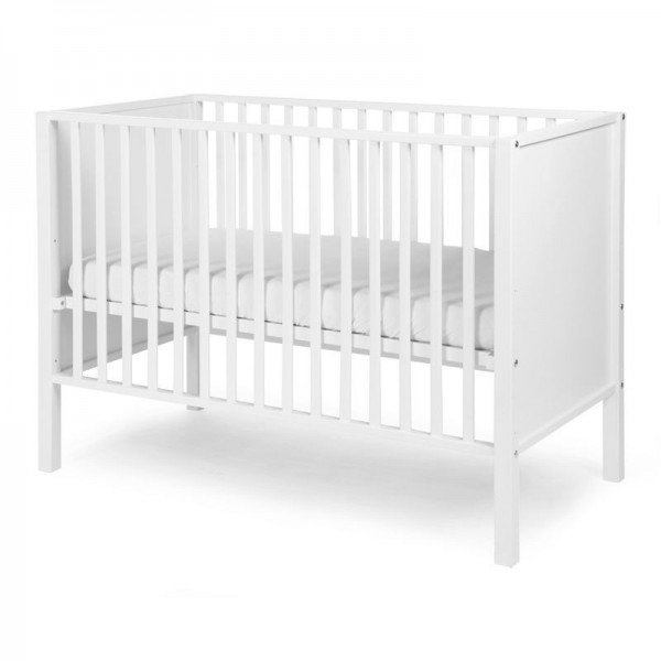 Childwood Kinderbett Buche 60x120 in versch. Farben Childhome BE22NA,BE22SG,BE22WI