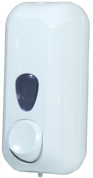 Marplast soap dispenser white MP 714 made of plastic for wall mounting Marplast S.p.A. 714