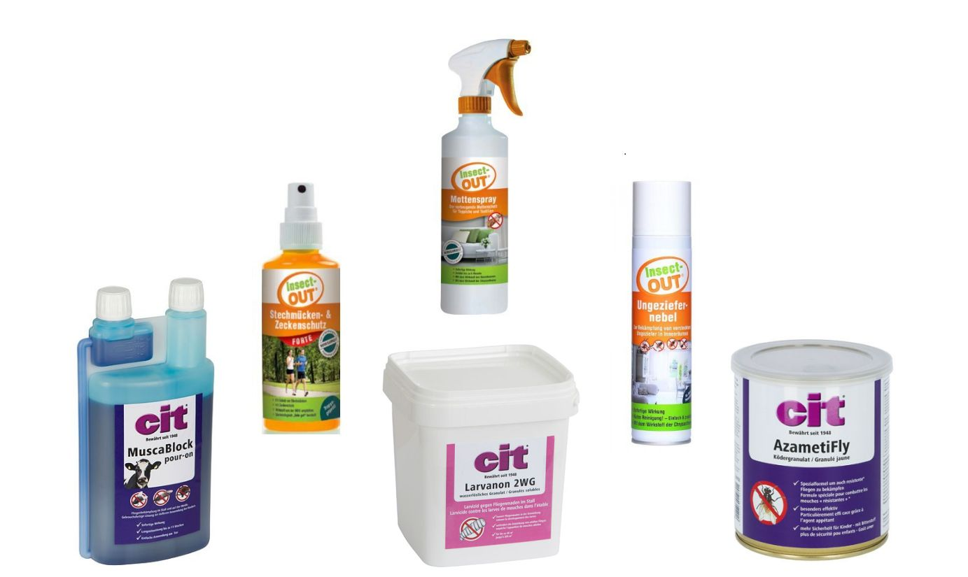 Insect-Repellents