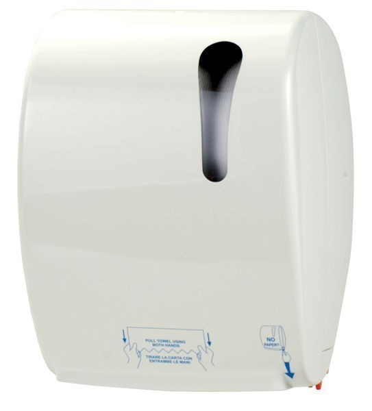 Marplast Handtuchrollenspender Easy Weiß MP 780W aus Kunststoff zur Wandmontage Marplast S.p.A. 780W