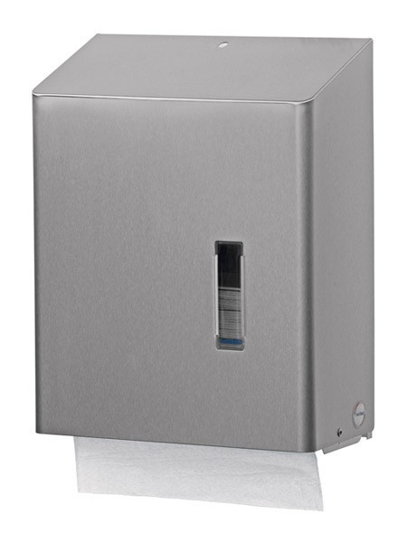 Ophardt SanTRAL HSU 31 Papierhandtuchspender 750 Blatt Interfold Ophardt Hygiene 1416824,1416826