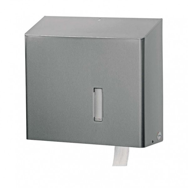 Dan Dryer toilet roll holder for wall mounting available in 2 different versions Dan Dryer A/S 1123,1126