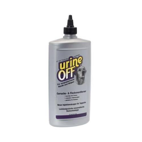 UrineOff Dog and Puppy Odor and Stain Remover Urine Off UD16oval