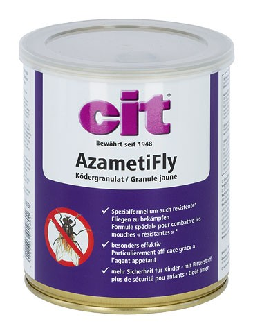 Cit Azameti Fly Ködergranulat 400g effektiver Fliegenköder