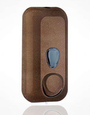 Kunststoff Seifenspender in versch. Farben zur Wandmontage 0,55 Liter