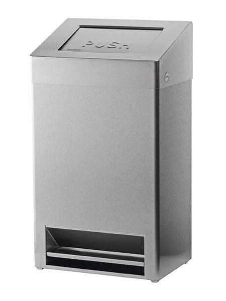 Ophardt SanTRAL FBU Abfallbox 40L mit Fußbedienung Ophardt Hygiene SanTRAL FBU