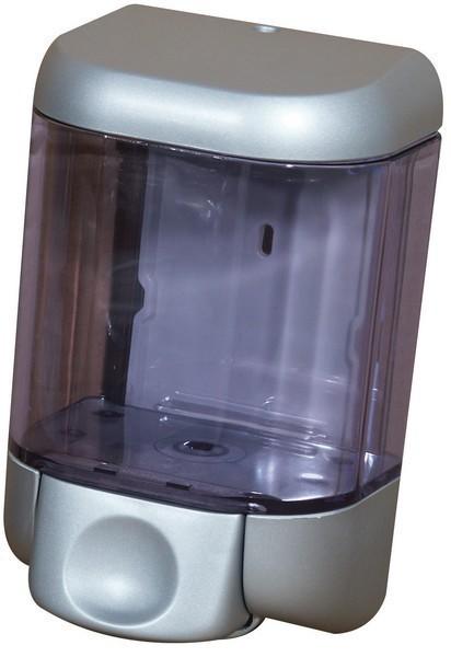 Marplast soap dispenser satin made of plastic 1 liter Marplast S.p.A. 615S