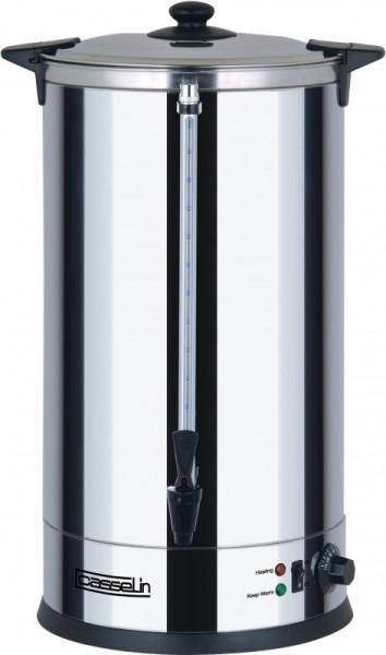 Casselin hot water dispenser 30l in stainless steel 2500W - with anti-burn system Casselin CDEC30