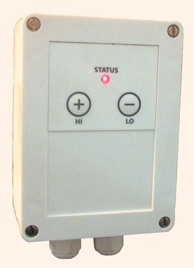 Heatlight Controller zur Einstellung der Heizleistung - Heizstrahler bis 1,5KW Heatlight Infrarot HLWDIM